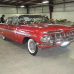A gorgeous 1959 Chevrolet Impala 'flattop'