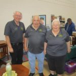 Antique Show Chairpersons: Ron Vanrabaeys, Ernie Nantais, Deanna Nantais