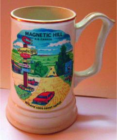 An 1867-1967 Canadian Centennial Souvenir mug