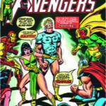 Avengers 123: first Mantis