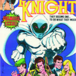 Moon Knight 1, the first issue of the character's first series