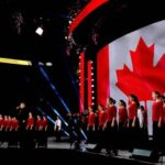 O' Canada Closing Ceremony ~ Invictus Games, Toronto, ON Photo by S. Phillips