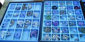 Dovetails & Squarenails, Brockville, ON Splendid selection of signed Sherman jewelery c1949 - 1980s Priced individually Call Bea Slack 613-342-5223