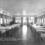 Whitby Convalescent Hospital Ontario 3,000 soldiers were treated between 1917-19 Whitby Archives