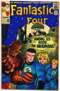 Fantastic Four 45, the first appearance of The Inhumans