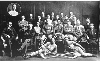 1912 Quebec Bulldogs Stanley Cup champions GS