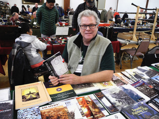 Norm Christie Presenter and Battlefield Tour Guide, King and Empire TV series and CEF books. www.battlefields.ca